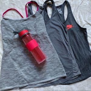 Gym Tank Bundle, size Small 🏋️♀️
